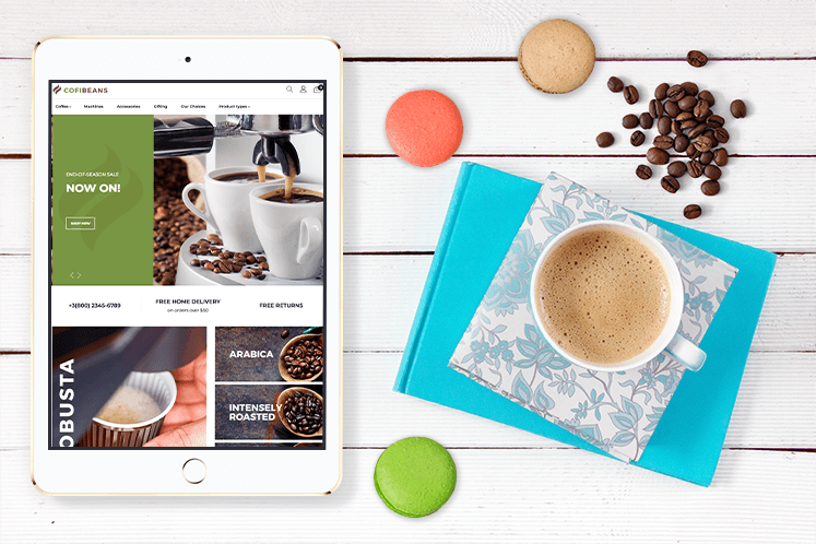 Let's Build Your Own Online Coffee Shop: Here is How