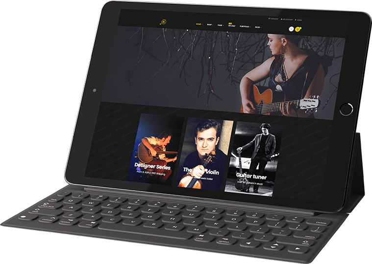 Everything You Need to Know About Building an Online Store for Selling Guitars