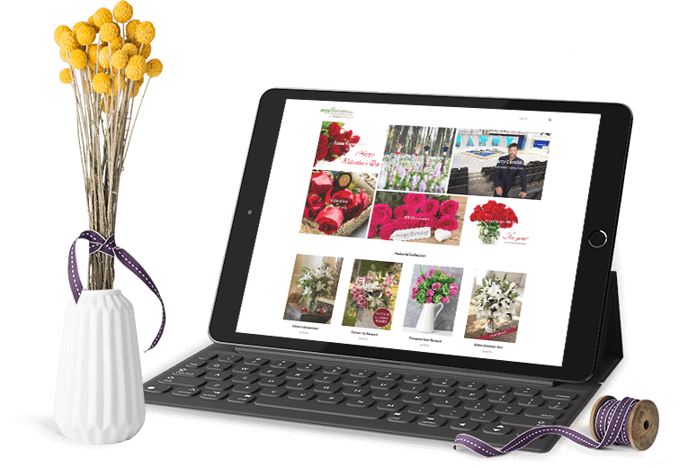 How to Start Your Own Flower Shop Online. The Best Examples of 2017