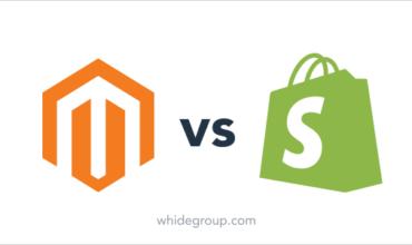 Shopify vs Magento - a comparison